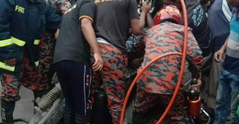 রাজশাহীতে ট্রাক-মাহিন্দ্রার সংঘর্ষে দুইজন নিহত